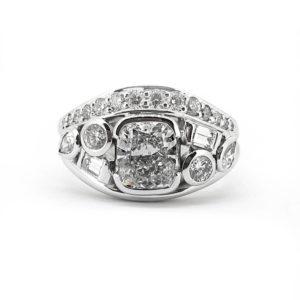 Diamond Artistry Ring