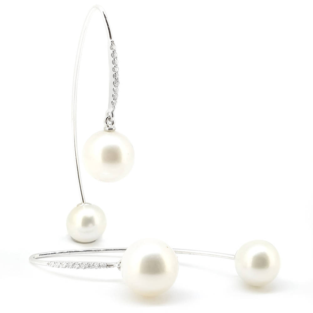 Exquisite Pearl Drops