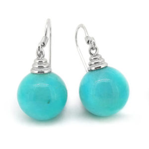 Peruvian Amazonite Drops