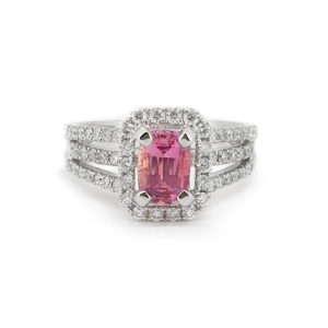 Pretty Pink Spinel