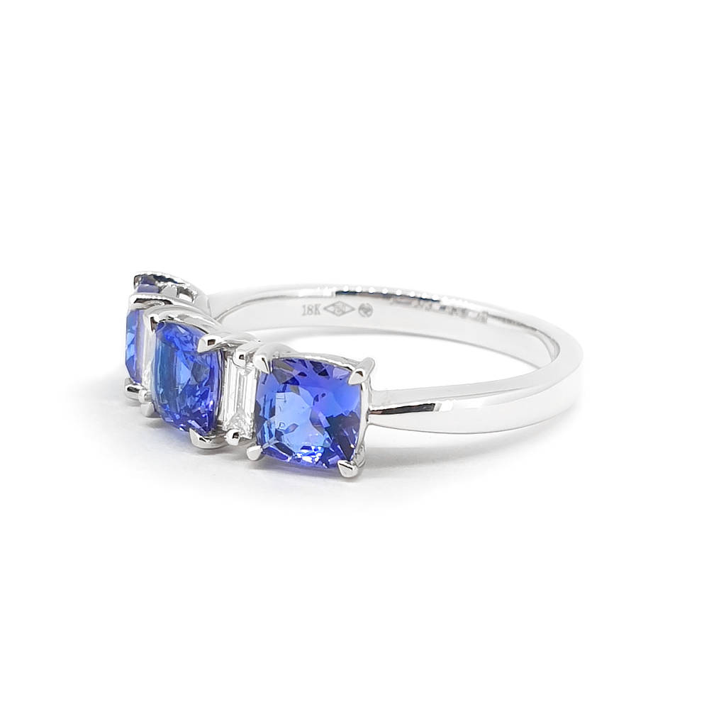 Tanzanite Beauty Ring