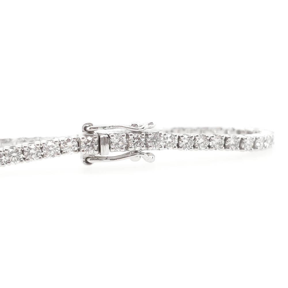 LAB Diamond Tennis Bracelet