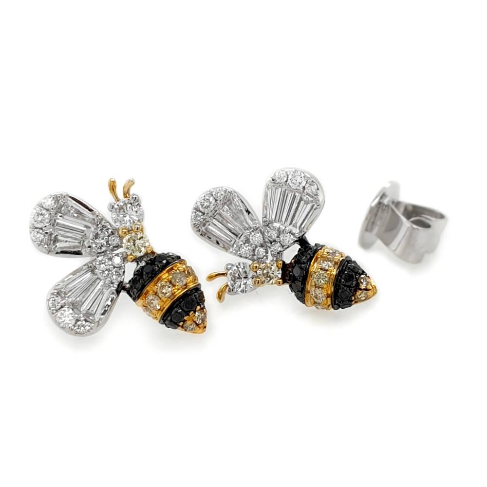 Pretty Bee Earrings